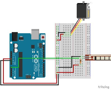 arduino photocell wiring diagram to breadboard wiring