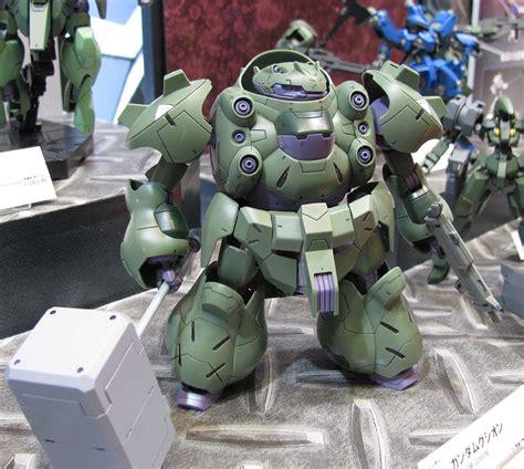 Gundam Iron Blooded Orphan Vual Hg 1 144 Sb Ahe detailed photoreport hg 1 144 asw g 11 gundam gusion