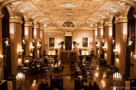 palmer house chicago palmer house lobby chicago a classic and classy hangout