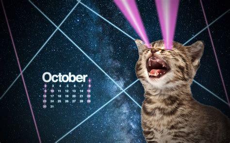 Calendar October 2017 Wallpaper October 2016 Desktop Calendar Wallpaper Paper Leaf