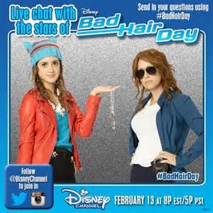 Bad Day Hair Disney Disney Channel Original Bad Hair Day Review