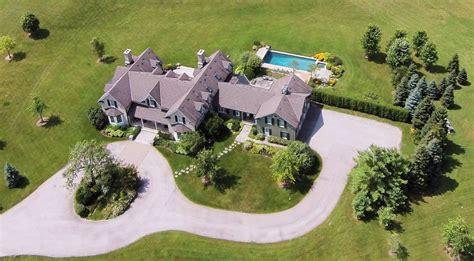 Toronto Kitchen Design 100 acres bathurst street caledon country homes luxury