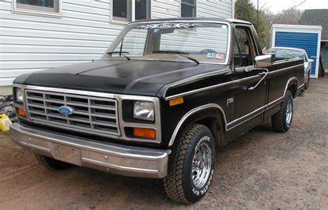 ih8riceburner 1984 ford f150 regular cab specs photos