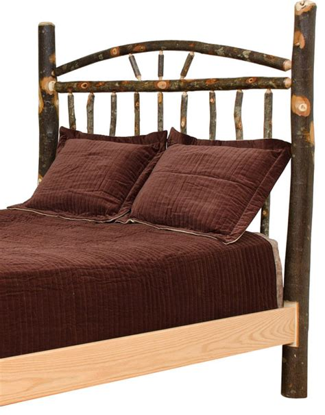 wagon wheel bedroom set rustic hickory wagon wheel bed full size rustic