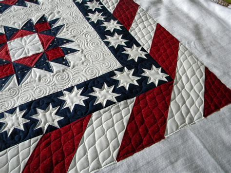 Patriotic Quilt by Patriotic Quilts On Flag Quilt American Flag