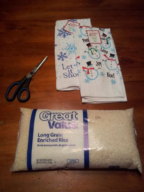 Handmade Heating Pads For Microwave - 25 best ideas about rice bags on rice heating