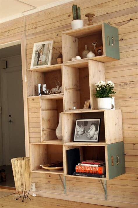 alte regale diy storage solutions for your everyday clutter