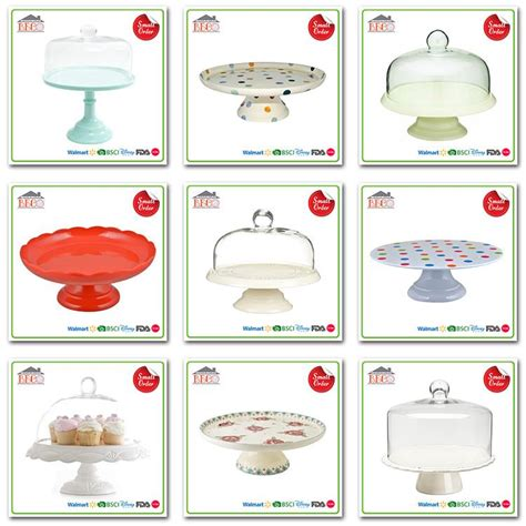 Cake Tray Putih Ct15 square cake stand with lid 89 square clear cake dome with base tray corningware etch 20