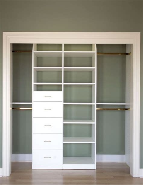 Built In Wardrobe Organiser Built In Closet Organizers Woodworking Projects Plans