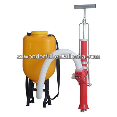 agricultural manual granular fertilizer applicator view
