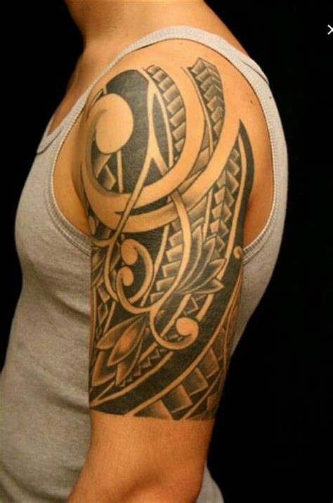 tribal skull sleeve tattoos 345 best images about maori ta moko on