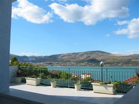 wohnung kroatien insel ciovo dalmatien wohnung im eg mit terrasse