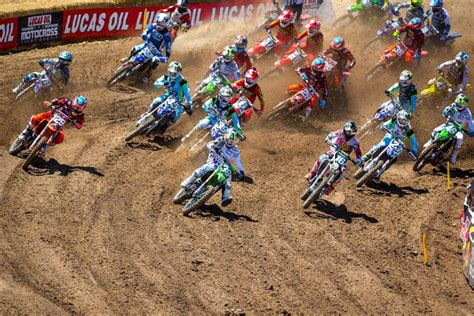 ama motocross standings hangtown motocross general mx sports pro racing