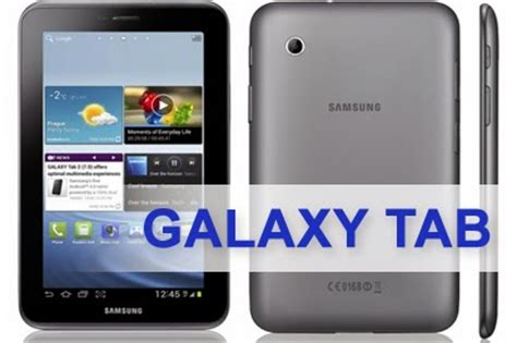 Samsung Tab 2 Wifi Terbaru daftar harga tablet samsung galaxy tab terbaru 2014