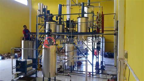 Mesin Minyak Goreng Kelapa Sawit industri ukm minyak goreng cooking