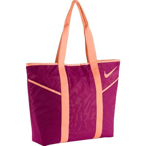 Nike Tote Bag nike azeda tote bag fuchsia tennisnuts