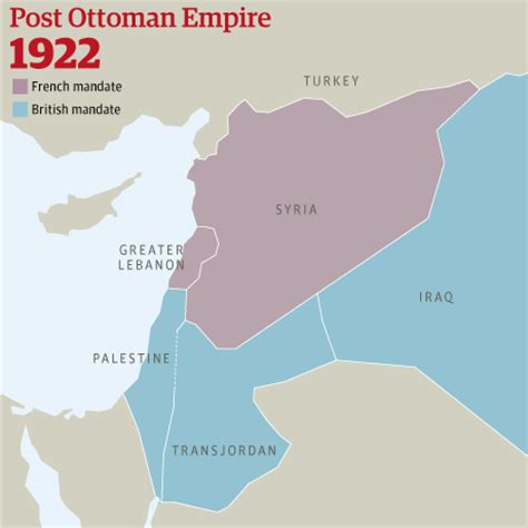 First World War 15 Legacies Still With Us Today Part 2 Ottoman Empire Today