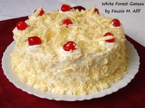 Kitchen Design Boston by White Forest Cake Fauzia S Kitchen Fun