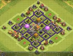 Clash of clans town hall 7 base town hall 7 base 2016 2017