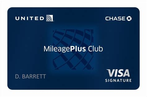 United Airlines Business Credit Card