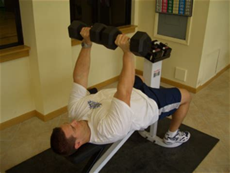 close grip bench press dumbbell close grip dumbbell bench press exercise
