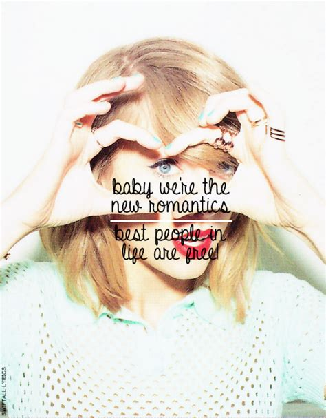 taylor swift style lyrics world news 1989 lyrics taylor swift new romantics image 2499368