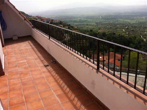barandilla terraza foto terrazas y barandillas de carpinter 237 a de aluminio