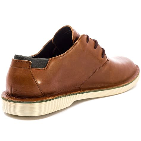 cer morrys mens casual shoes in brown