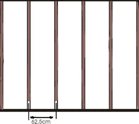 lattenabstand rigips decke rigipswand bauen rigips unterkonstruktion 5 schritt