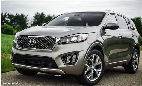 Awd Kia Sorento 2016 Kia Sorento 2 0t Awd Photos Reviews News Specs