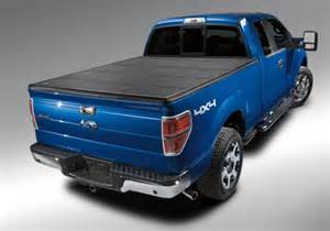 Car Covers For Ford Trucks Oem Ford F Series Rev Folding Tonneau Cover