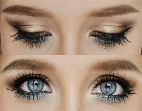 imagenes ojos verdes maquillados trucos para maquillar tus ojos chica sabelotodo