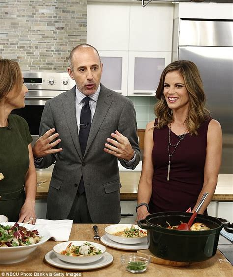 nbc shoots down rumors of today natalie morales the real matt lauer affair rumors and nasty claims