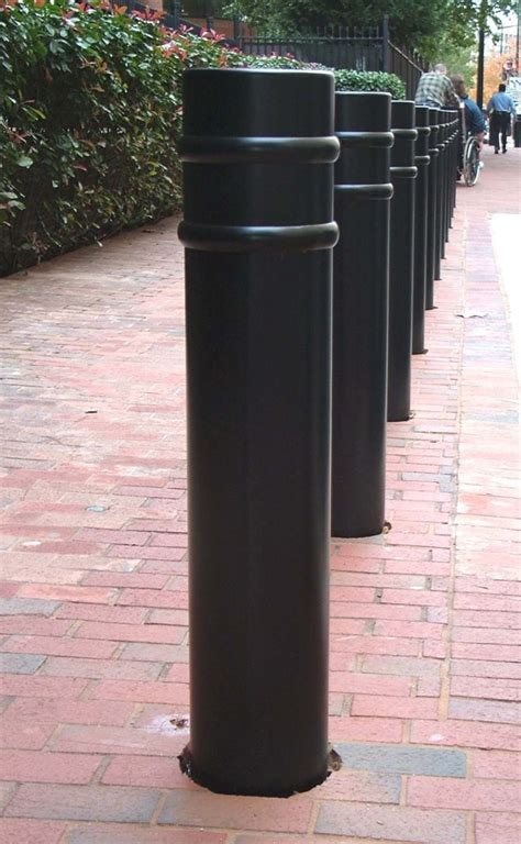 Planter Bollards by Site Secure Bollards Conceptual Site Furnishings