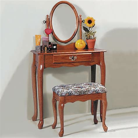 Vanity Store Locations by Rectangular Vanity Table Matching Upholstered Stool