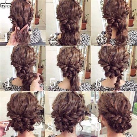 step by step hair updos 26 amazing bun updo ideas for long medium length hair