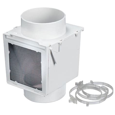 deflect o heat dryer heat diverter ex12 the home depot