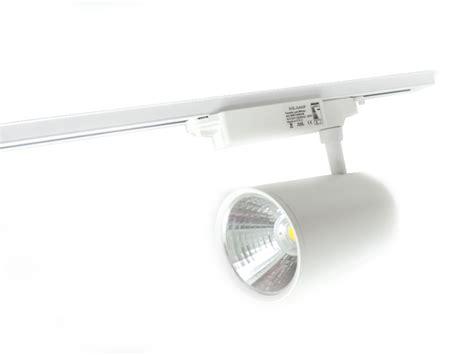 illuminazione faretti binario bin bianco 1 5m faretti e fari led binario led 1 5