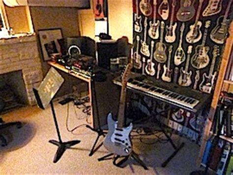 Building A Small Home Recording Studio Building A Home Recording Studio