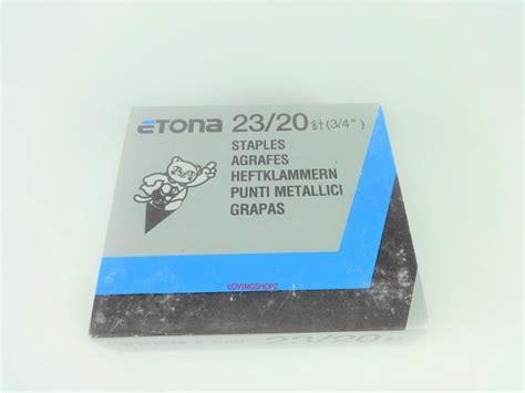 Krisbow Kotak Perkakas Plastik 20 Inch New distributor alat tulis kantor dan stationary isi stapler staples etona no 23 20 isi stapler