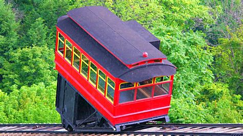 Trolly Usg Mt 136 duquesne incline to mount washington pittsburgh 2014