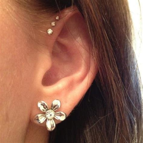 how to care for a helix or forward helix piercing ear piercing forward helix www pixshark com images