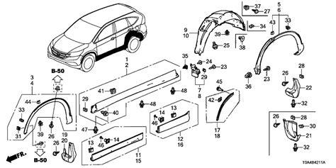 honda crv parts diagram 2015 honda crv parts diagram honda auto parts catalog
