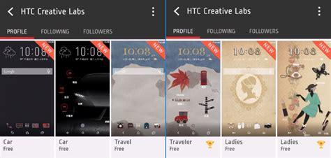 htc themes apps download 6 new htc themes to try htc source