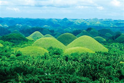 Where To Visit In Cuba chocolate hills bohol philippines misadventures