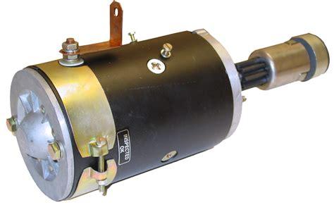 ford starter 1100 0120d 6 volt starter w drive bendix ford n