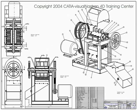 pattern drafting adalah catia visualnastran 4d training center trisakti university