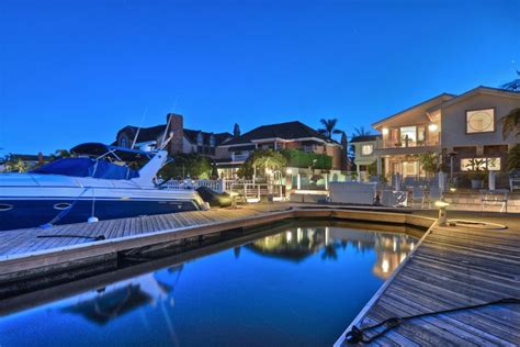 house with boat dock for sale huntington beach boat dock homes beach cities real estate