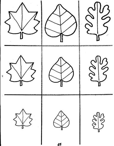 fall leaves printable activities happy fall activities ideas for autumn little