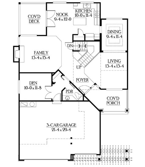 narrow lot house plans with basement narrow lot home with finished basement 23072jd architectural designs house plans